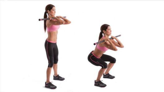 front-squat